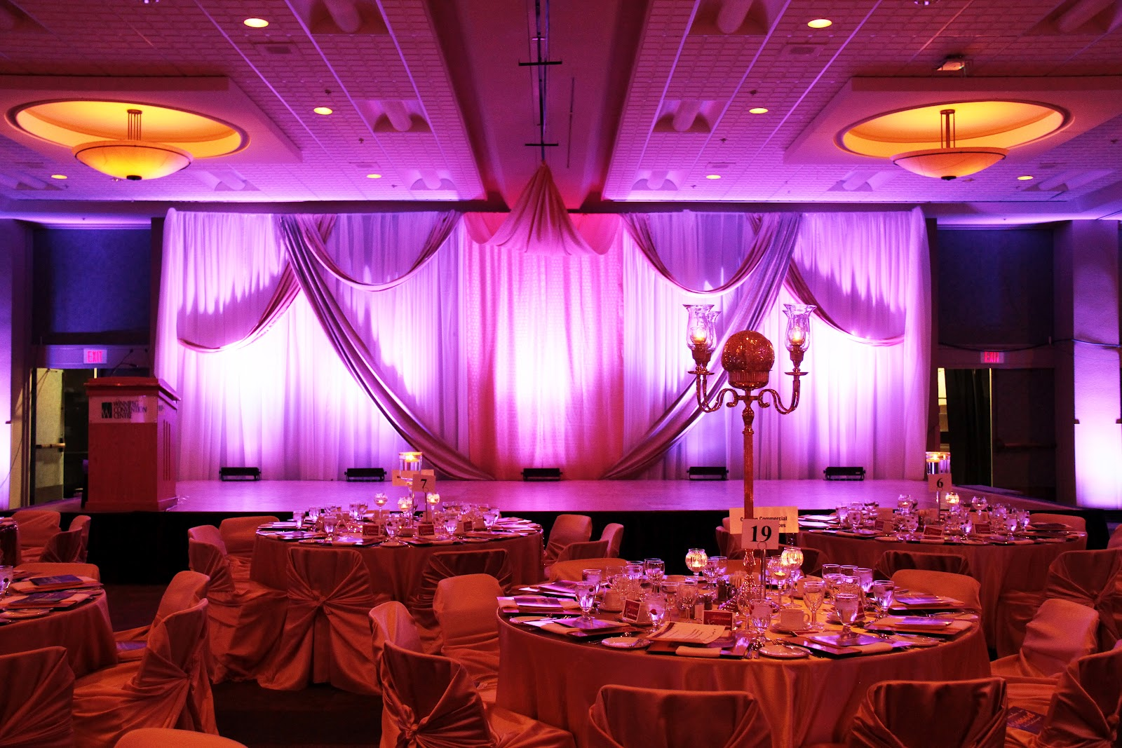 Our Corporate Event Services Includes